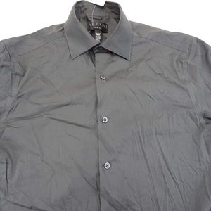 Alfani  Slim Fit Long Sleeve Dress Shirt S NWT